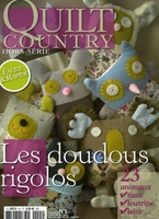 Quilt Country No. 5 - Hors-Serie