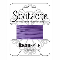 Soutache 3mm - Fb. 1420 / Lavendar