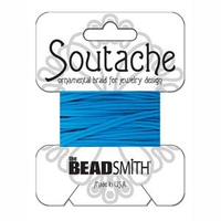 Soutache 3mm - Fb. 1340 / Peacock
