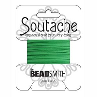 Soutache 3mm - Fb. 1490 / Grass Green
