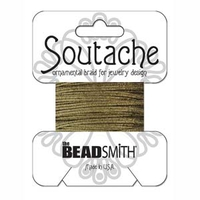 Soutache 3mm - Fb. 1590 / Gold