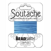 Soutache 3mm - Fb. 1330 - Medium Blue