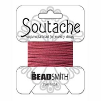 Soutache 3mm - Fb. 1170 - Merlot