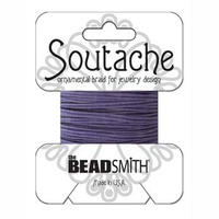 Soutache 3mm - Fb. 1060 - Navy
