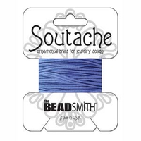 Soutache 3mm - Fb. 1050 - Royal Blue