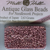 Antique Glass Beads - Fb. 3020