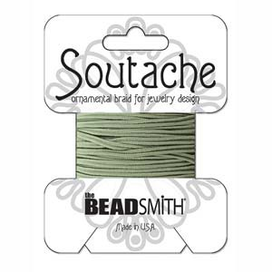Soutache 3mm - Fb. 1100 - Smog