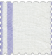 Linenband with violet stripes