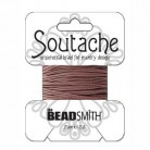 Soutache 3mm - Fb. 1000 - Beaver Brown